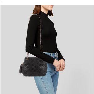 CHANEL Vintage Quilted Shoulder bag